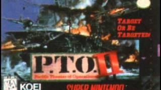 P.T.O.II OST - Naval Battle