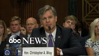President Trump's FBI director nominee under fire thumbnail