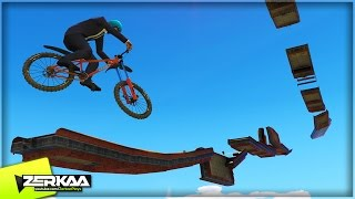 INSANE MOUNTAIN BIKE COASTER | GTA 5 Funny Moments | E639 (GTA 5 PS4)