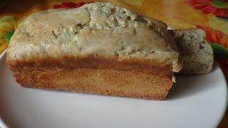 """Банановый """"хлеб"""" - отличная идея для завтрака!"""