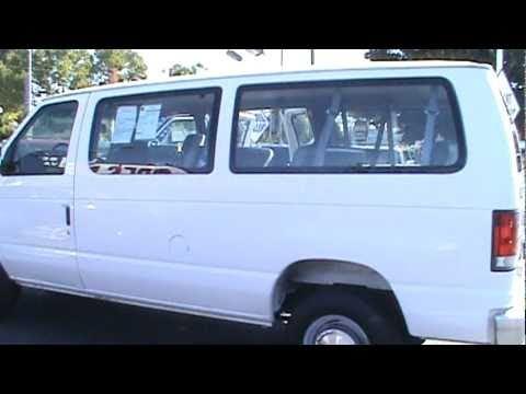 1997 Ford Club Wagon 12 Passenger Van - YouTube