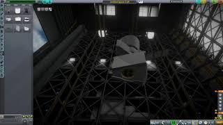 Kerbal Space Program RO Sandbox - BepiColombo Parts and Preview