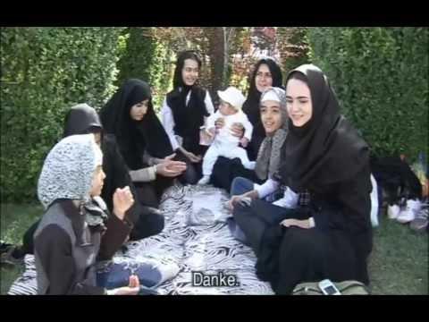 072b / Iran / KOPFTUCH PARISER KAFFEEHAUS - Farsi/Dsub