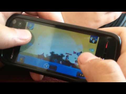 Nokia 5800 XpressMusic - Oyun Performansını Sizler İçin İnceledik