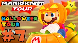 Mario Kart Tour: GOT MARIO (HALLOWEEN) on ONE GOLD PIPE - Gameplay Walkthrough Part 7