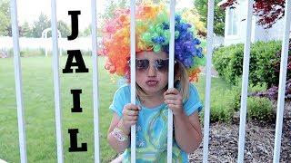 Jordyn Goes To Jail! (skit)