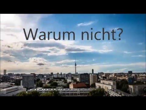 Warum nicht? (Motivation by Finanz Punk)