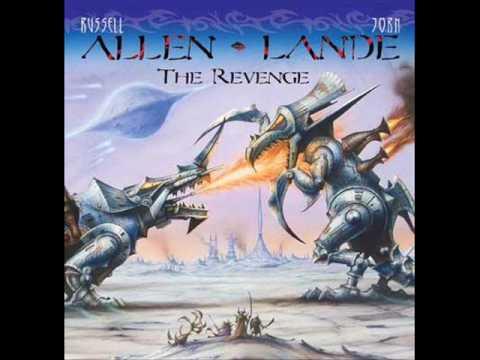 Jorn Lande & Russel Allen - The Revenge [with lyrics] mp3 letöltés