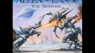 Jorn Lande & Russel Allen - The Revenge [with lyrics]