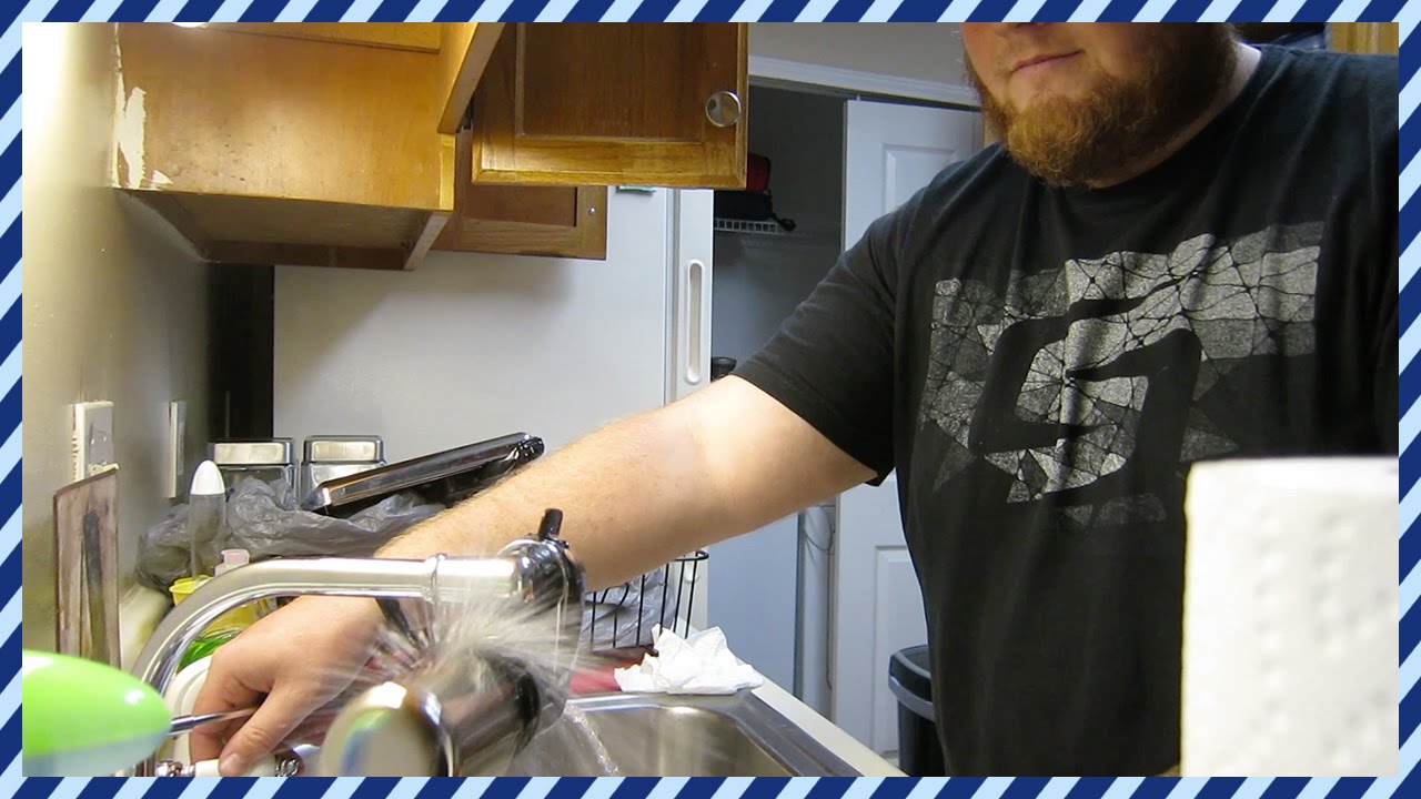 EXPLODING FAUCET [DAY 158] - YouTube