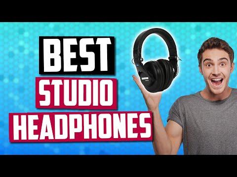 Best Studio Headphones In 2019 | Great For Music Recording & DJ's