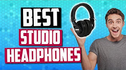 Best Studio Headphones in 2019 | Great For Music Recording & DJ's