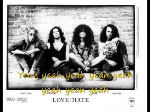 Love/Hate - She's An Angel