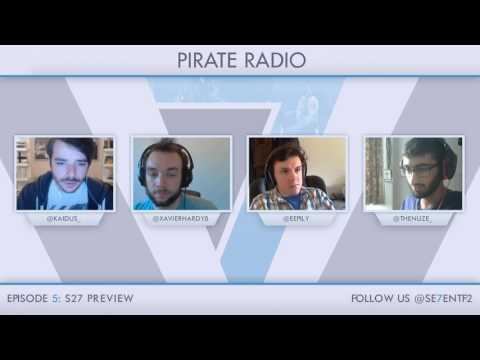 Pirate Radio Podcast Episode 5