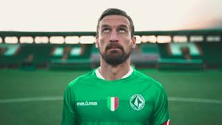 US Avellino - Video di presentazione maglia con sponsor 2019/2020