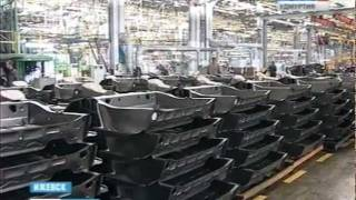 Производство Лады Гранты в Ижевске 2012