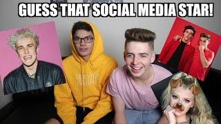 GUESS THAT SOCIAL MEDIA STAR w/ Edwin Burgos | Bruhitszach