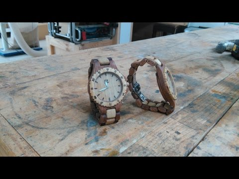 Building A Wooden Watch