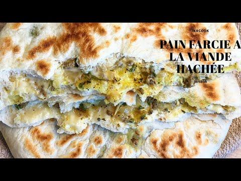 pain-farcie-À-la-viande-hachÉe