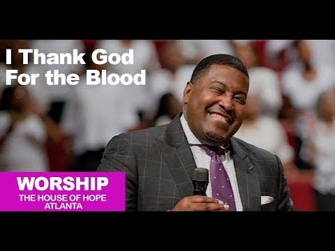 I Thank God for the Blood w/Organ Solo   Dr. E. Dewey Smith, Jr.