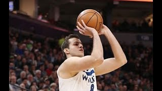 Nemanja Bjelica vs Clippers Full Highlights (2PTS 8REB 2AST) March 20, 2018