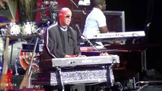 "Stevie Wonder - ""Superstition"" - "" Songs In The Key Of Life"" Tour ACC 2014"