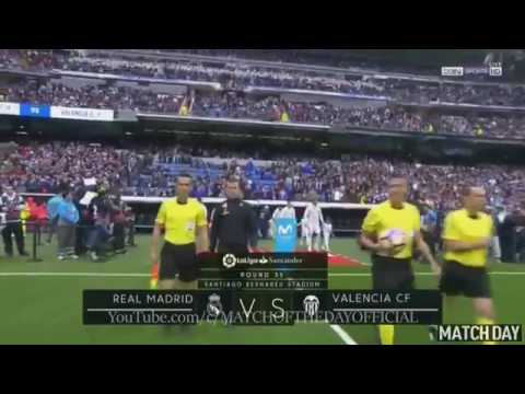 Download Real Madrid  vs Valencia  2-1 highlight & goals 29 April  2017