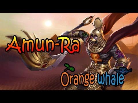 [HON whale] - EP.93 Amun-Ra เทพเจ้าแห่งดวงอาทิตย์