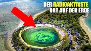 Ein Ort auf der Erde, der zehnmal radioaktiver ist als Tschernobyl
