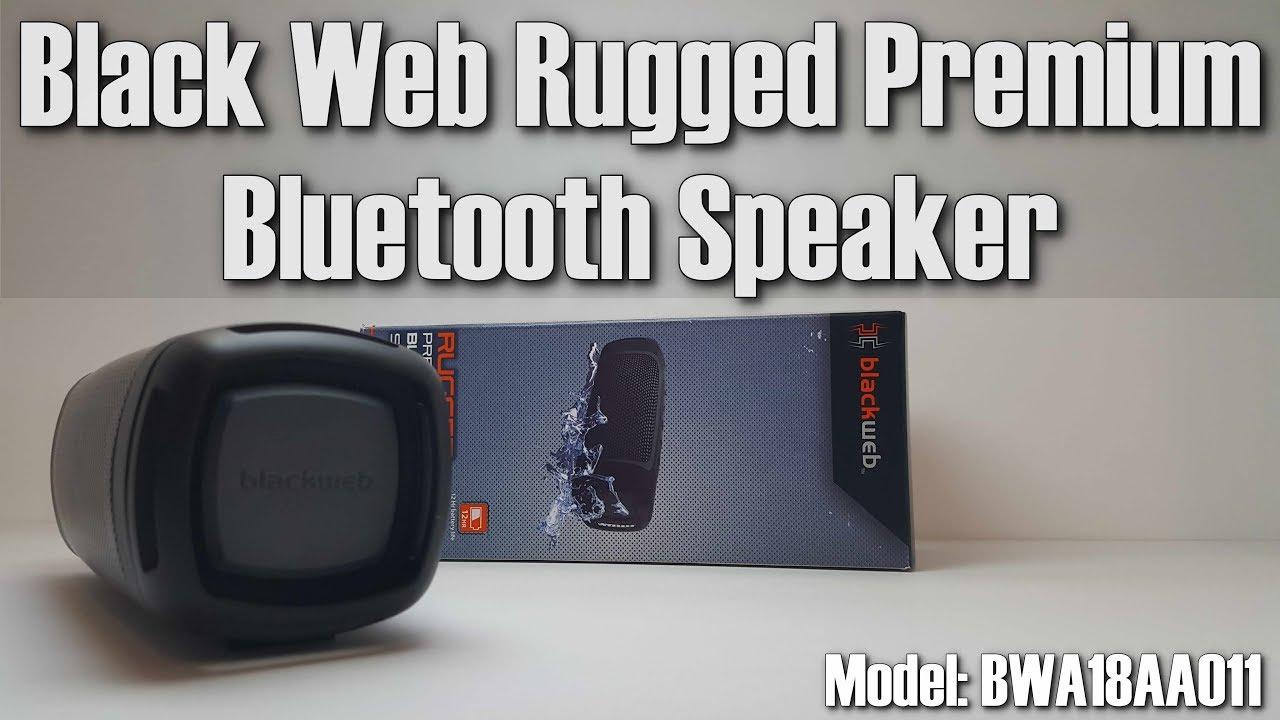 Blackweb Rugged Premium Bluetooth