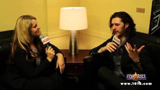 Star 101.3 Interview: Sandy Talks to Hozier about Music, SF, & His Love of Chocolate