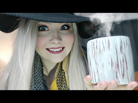 ASMR A Witch Kidnapping (Casting A Curse On You)