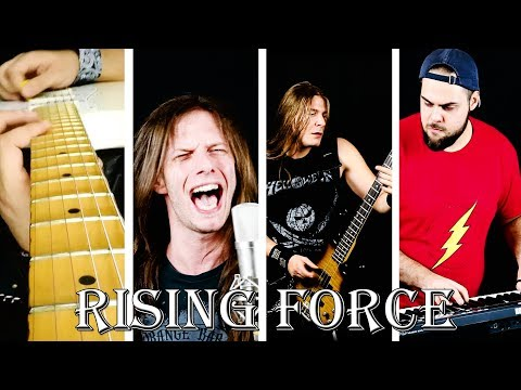Y. Malmsteen - Rising Force (Collab Cover)