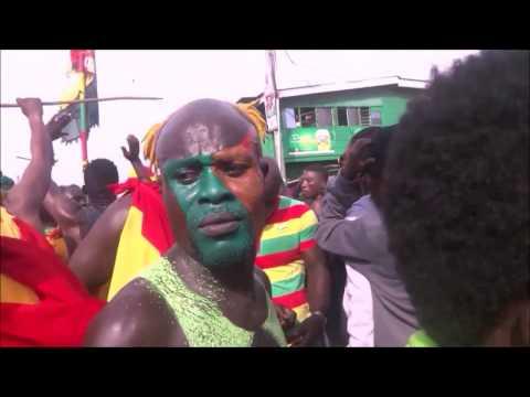 Ghana 2016 - Homowo festival in Teshie