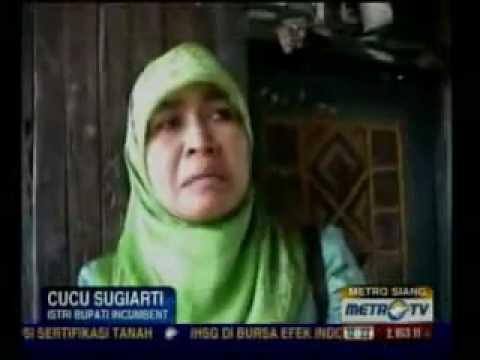 Money Politik Istri Sadudin Di Kec.Tambelang Bekasi