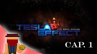 Tesla Effect: A Tex Murphy Adventure | Let
