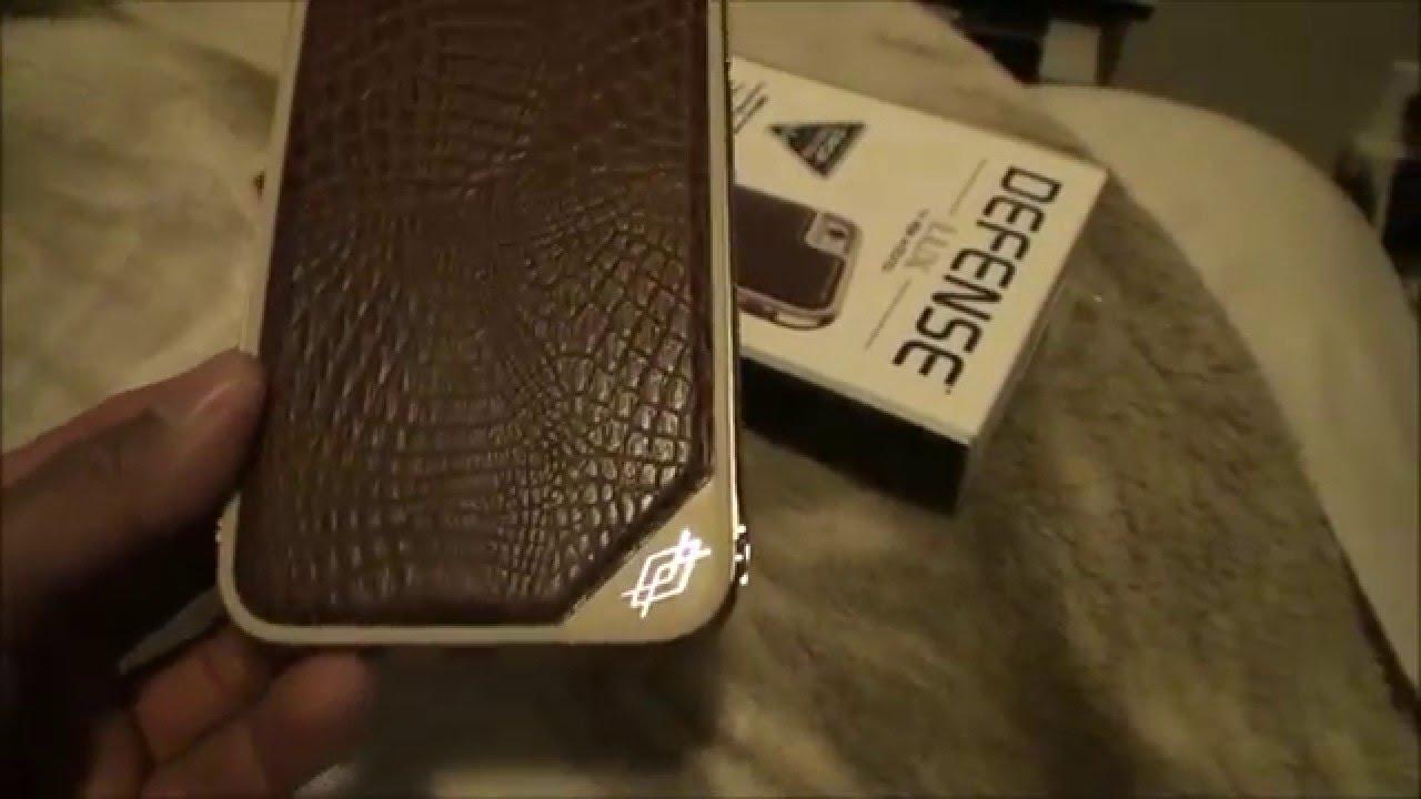X Doria Defense Lux Iphone  Plus