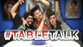 Boob-bees, Strange Facts, and SourceFed Animated! #TableTalk