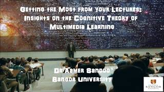 An Insight on The Cognitive Theory of Multimedia Learning