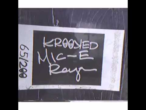 Mic-E Reyes Guest Artist Board for Krooked