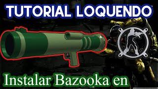 Loquendo Tutorial de Como instalar una bazooka en el counter strike 1.6