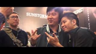 SunStorm Guitar 太阳风吉他 @ 2015 Shanghai Fair
