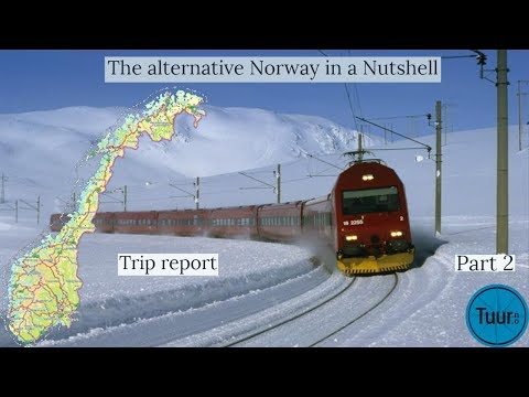 The alternative Norway In A Nutshell part 2 of 2 Trip Report