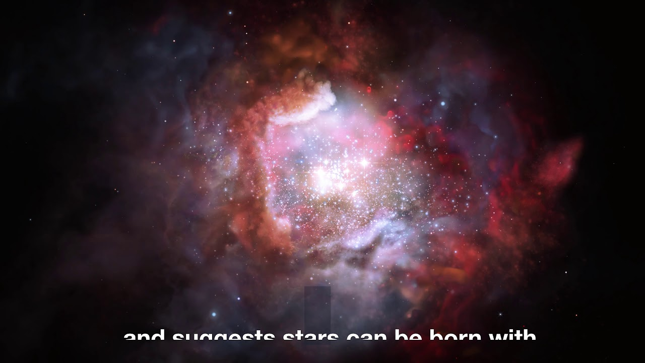 Astronomy Video: Too Many Massive Stars in Starburst Galaxies