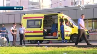 Кадры жестокой резни  у столичной станции метро  Рязанский проспект