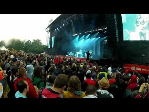 Eurockéennes 2012 - Jack White - Dead Leaves And The Dirty Ground