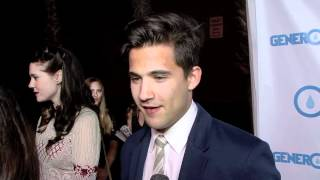 Dez Duron Talks New Music and 'The Voice' at 'The 4th Annual Night of Generosity' Event