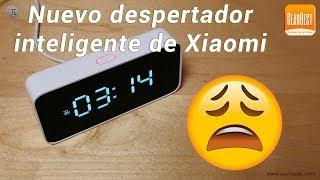 ⏰ Despertador inteligente Xiaomi Xiao AI Smart Alarm Clock