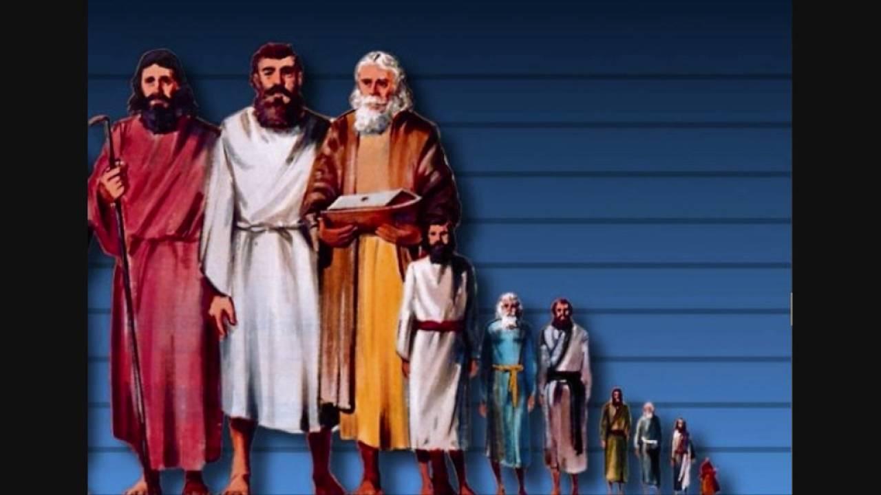 Biblia g nesis 10 los descendientes de los hijos de - Leer la mano hijos ...