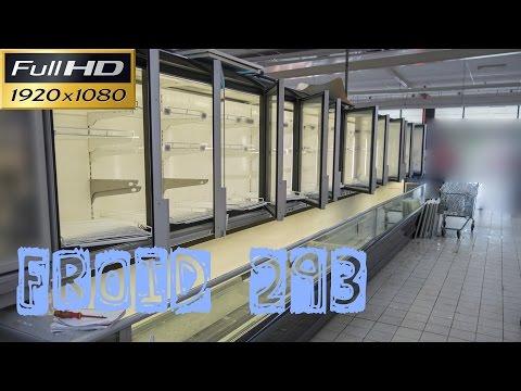 Froid294-Le remplacement d\'une poignée de chambre froide ...